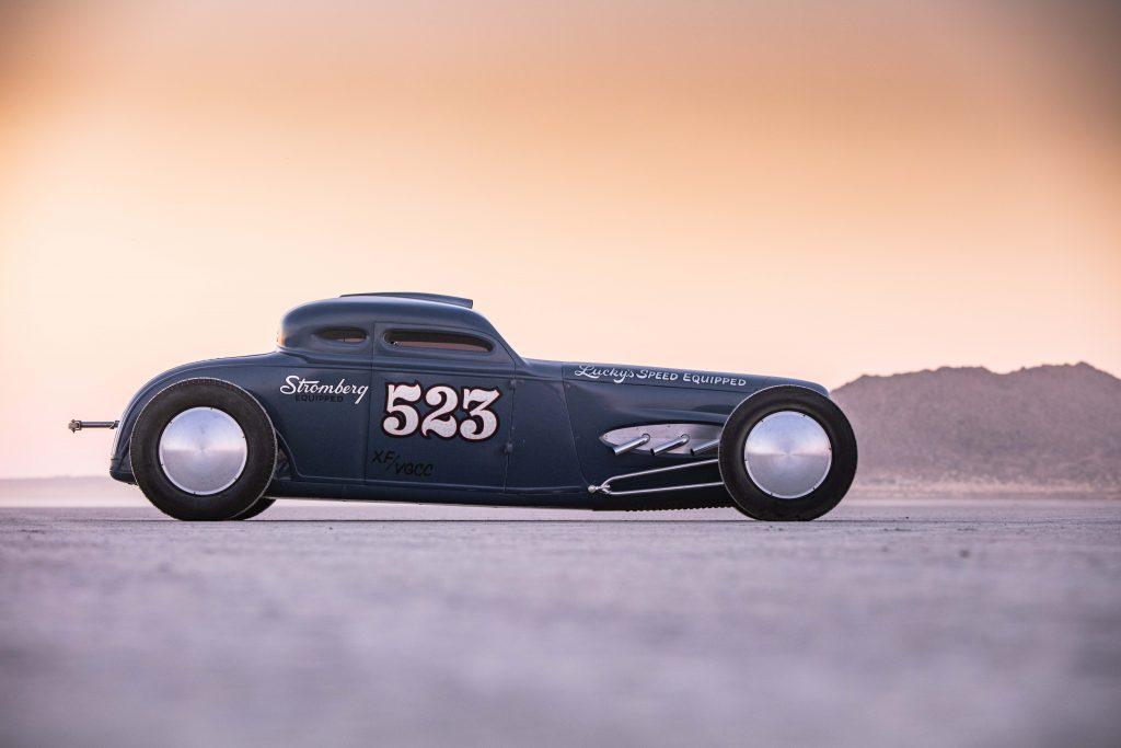 Lucky race car 1